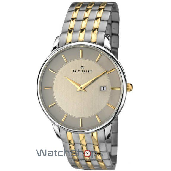 Ceas Accurist CLASSIC 7048 original barbatesc