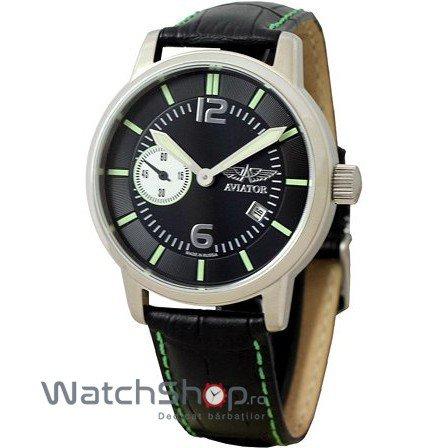 Ceas Aviator 3105/1735714 Barbatesc Original de Lux