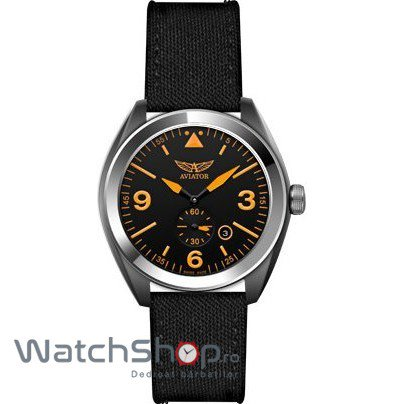 Ceas Aviator MIG-25 FOXBAT M.1.10.0.062.7 Barbatesc Original de Lux