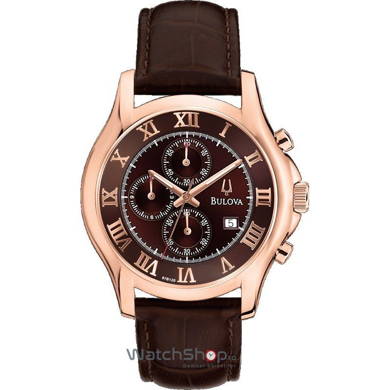 Ceas Bulova DRESS 97B120 Barbatesc Original de Lux