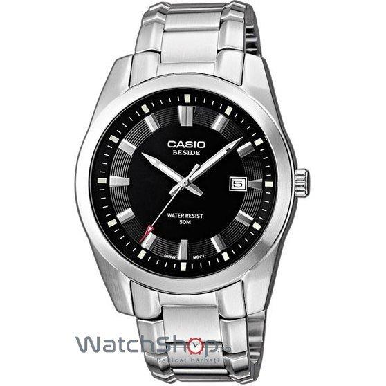 Ceas Casio BESIDE BEM-116D-1AVEF de Mana Original Pentru Barbati