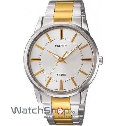 Ceas Casio CLASIC MTP-1303SG-7AV de Mana Original Pentru Barbati