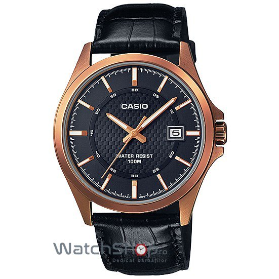 Ceas Casio CLASIC MTP-1376RL-1AVDF de Mana Original Pentru Barbati