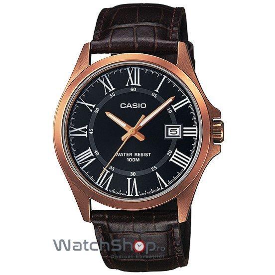 Ceas Casio CLASIC MTP-1376RL-1BVDF de Mana Original Pentru Barbati