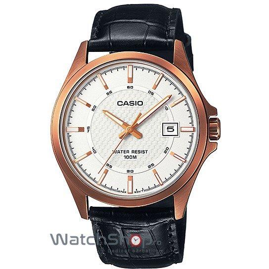 Ceas Casio CLASIC MTP-1376RL-7AVDF de Mana Original Pentru Barbati