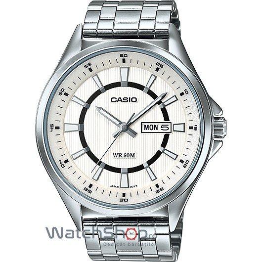 Ceas Casio CLASIC MTP-E108D-7AVDF de Mana Original Pentru Barbati