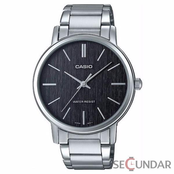 Ceas Casio CLASIC MTP-E145D-1ADF Quartz Barbatesc de Mana Original