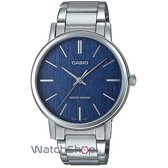 Ceas Casio CLASIC MTP-E145D-2ADF de Mana Original Pentru Barbati