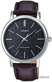 Ceas Casio CLASIC MTP-E145L-1ADF Quartz Barbatesc de Mana Original