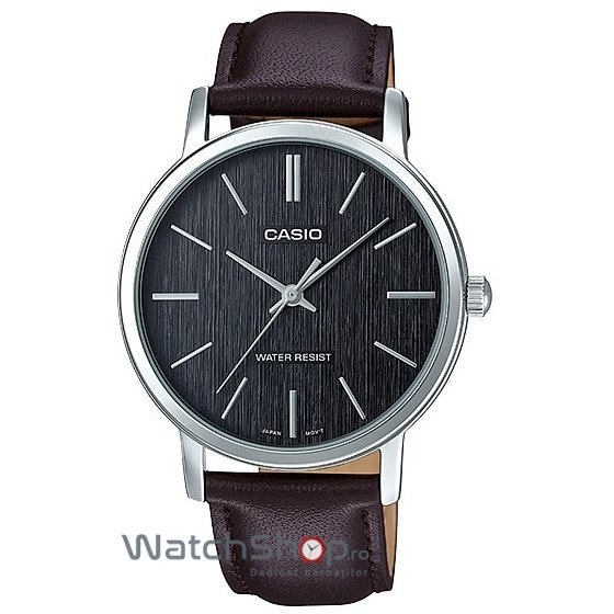 Ceas Casio CLASIC MTP-E145L-1ADF de Mana Original Pentru Barbati