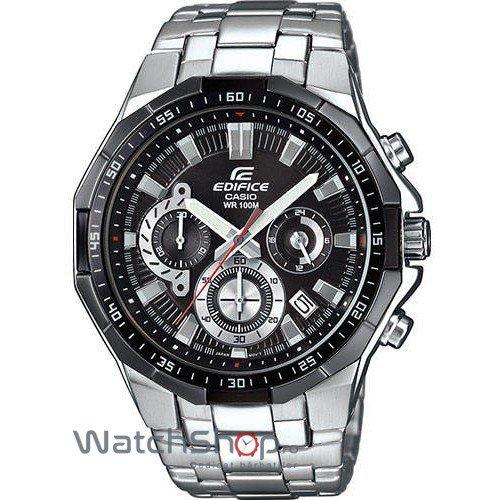 Ceas Casio EDIFICE EFR-554D-1A Cronograf de Mana Original Pentru Barbati
