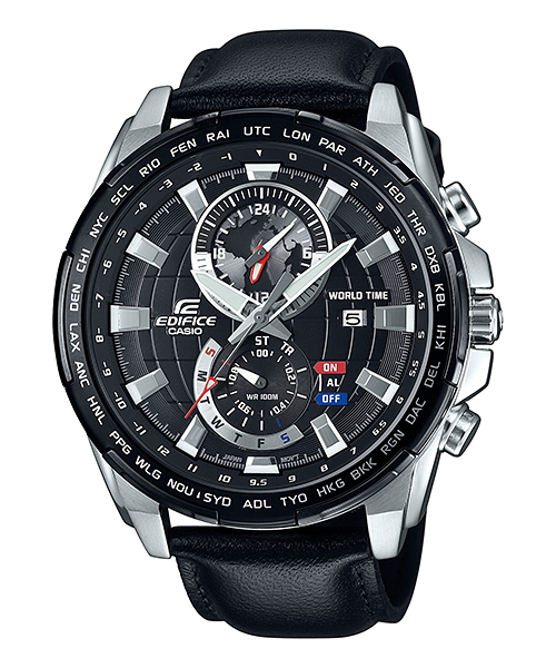 Ceas Casio Edifice EFR-550L-1AVUEF Barbatesc de Mana Original