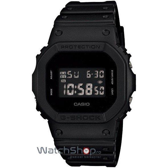 Ceas Casio G-SHOCK DW-5600BB-1ER de Mana Original Pentru Barbati
