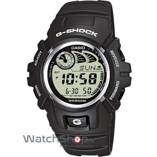 Ceas Casio G-SHOCK G-2900F-8VER Baterie 10 ani de Mana Original Pentru Barbati