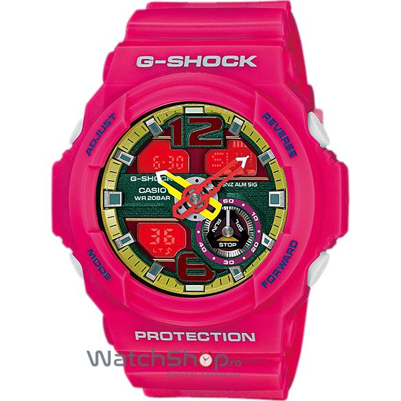 Ceas Casio G-SHOCK GA-310-4AJF de Mana Original Pentru Barbati