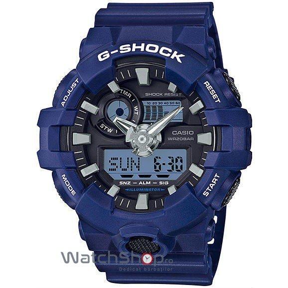 Ceas Casio G-SHOCK GA-700-2AER de Mana Original Pentru Barbati
