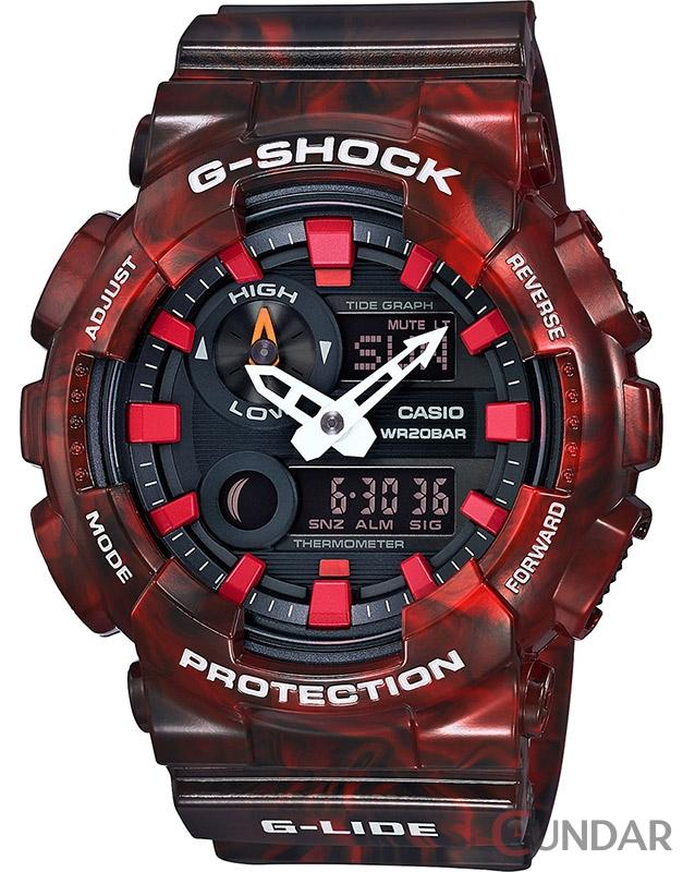 Ceas Casio G-SHOCK GAX-100MB-4AER Antimagnetic Barbatesc de Mana Original