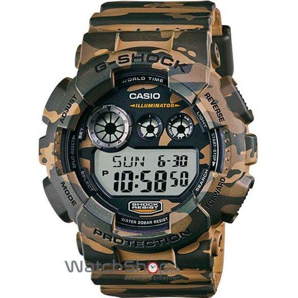 Ceas Casio G-SHOCK GD-120CM-5ER G-Specials de Mana Original Pentru Barbati
