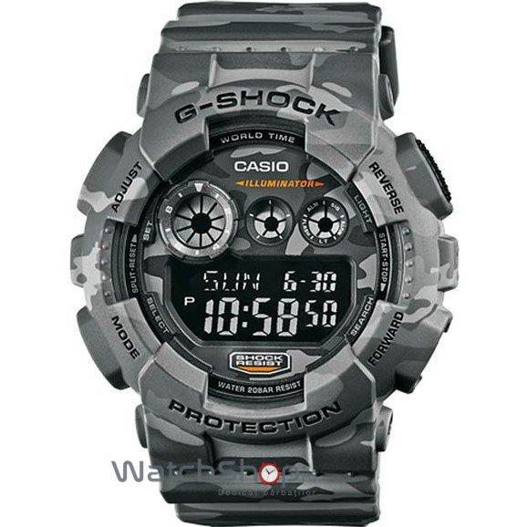Ceas Casio G-SHOCK GD-120CM-8ER G-Specials de Mana Original Pentru Barbati