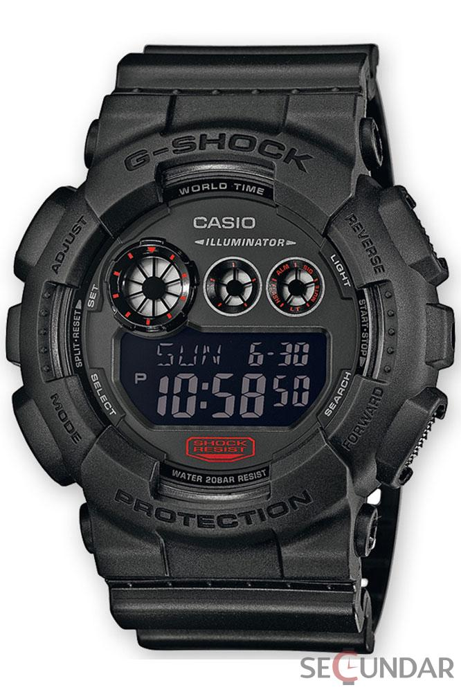 Ceas Casio G-SHOCK GD-120MB-1E Barbatesc de Mana Original