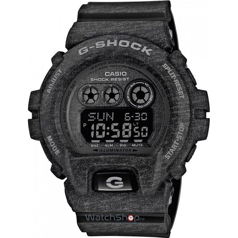 Ceas Casio G-SHOCK GD-X6900HT-1ER de Mana Original Pentru Barbati