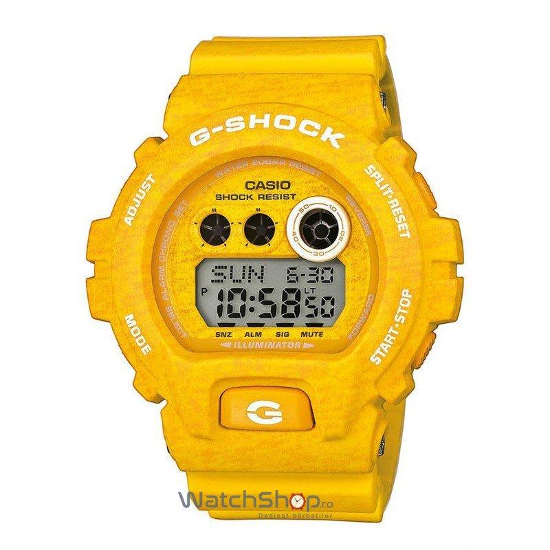 Ceas Casio G-SHOCK GD-X6900HT-9ER de Mana Original Pentru Barbati