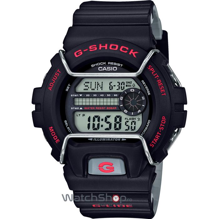 Ceas Casio G-SHOCK GLS-6900-1ER de Mana Original Pentru Barbati