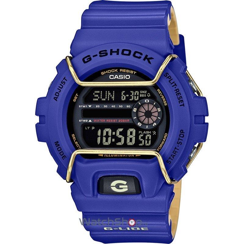 Ceas Casio G-SHOCK GLS-6900-2ER de Mana Original Pentru Barbati