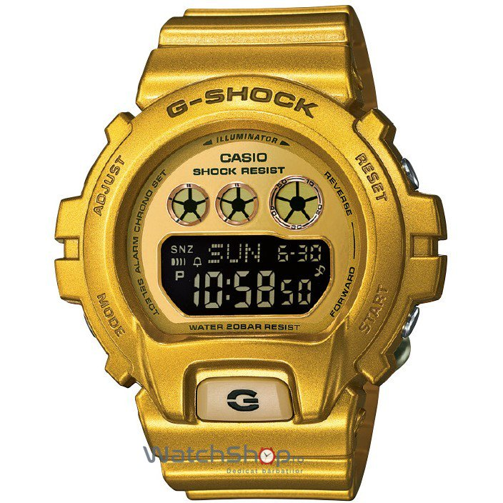 Ceas Casio G-SHOCK GMD-S6900SM-9ER de Mana Original Pentru Barbati