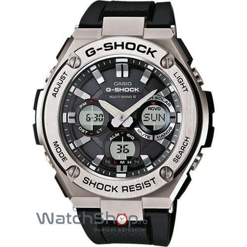 Ceas Casio G-SHOCK GST-W110-1AER de Mana Original Pentru Barbati