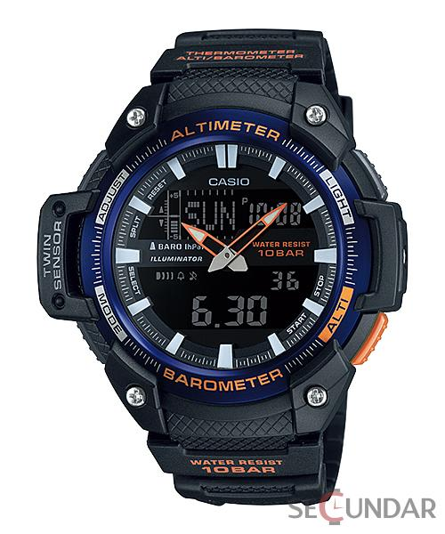 Ceas Casio G-SHOCK SGW-450H-2B Antimagnetic Barbatesc de Mana Original