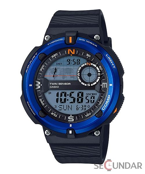 Ceas Casio G-SHOCK SGW-600H-2A Antimagnetic Barbatesc de Mana Original