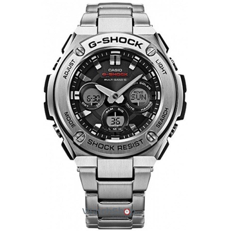 Ceas Casio G-Shock G-Steel GST-W310D-1AER de Mana Original Pentru Barbati