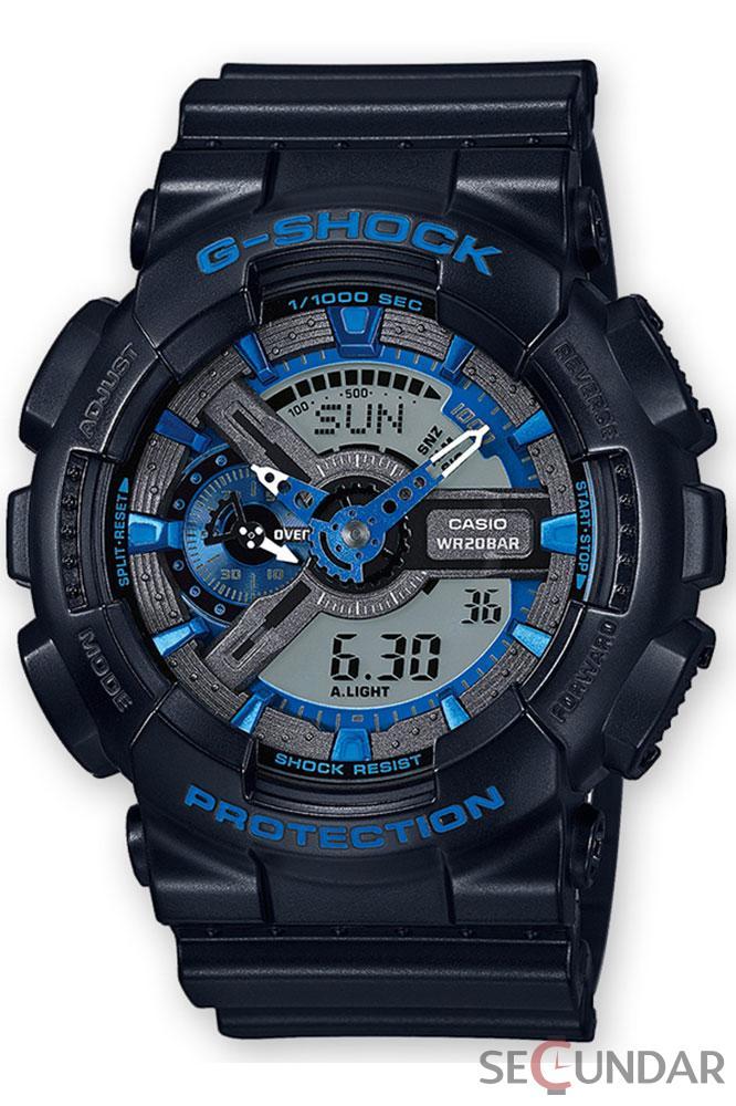 Ceas Casio G-Shock GA-110CB-1AER Sport Barbatesc de Mana Original