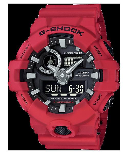 Ceas Casio G-Shock GA-700-4A Barbatesc de Mana Original