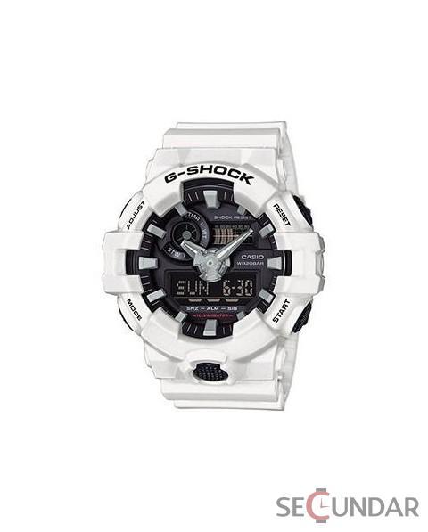 Ceas Casio G-Shock GA-700-7A Barbatesc de Mana Original