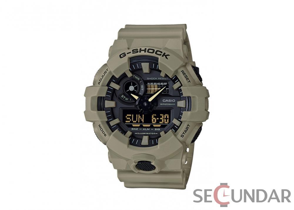 Ceas Casio G-Shock GA-700UC-5A Barbatesc de Mana Original