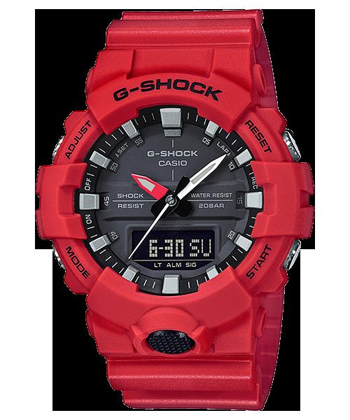 Ceas Casio G-Shock GA-800-4A Barbatesc de Mana Original