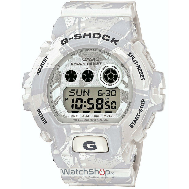 Ceas Casio G-Shock GD-X6900MC-7ER Military Cloth de Mana Original Pentru Barbati