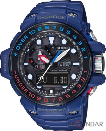 Ceas Casio G-Shock GWN-1000H-2AER Black Analog Digital Multi-Function Barbatesc de Mana Original
