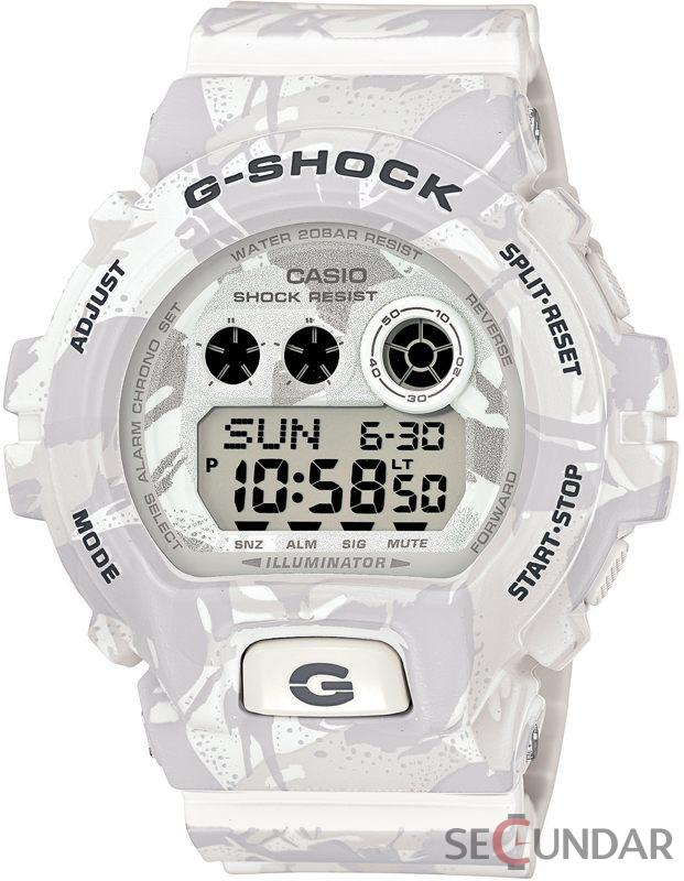 Ceas Casio GD-X6900MC-7ER G-Shock Military Cloth Barbatesc de Mana Original