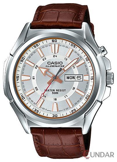 Ceas Casio MTP-E200L-7A Clasic Barbatesc de Mana Original