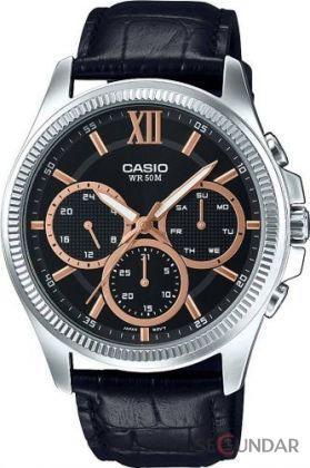 Ceas Casio MTP-E315L-1AVDF Clasic Barbatesc de Mana Original