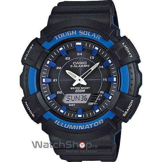 Ceas Casio SPORT AD-S800WH-2A2VEF Tough Solar de Mana Original Pentru Barbati