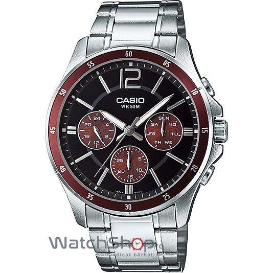 Ceas Casio SPORT MTP-1374D-5AVDF de Mana Original Pentru Barbati