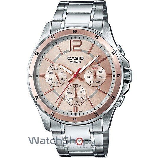 Ceas Casio SPORT MTP-1374D-9AVDF de Mana Original Pentru Barbati