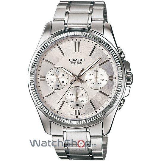 Ceas Casio SPORT MTP-1375D-7AVDF de Mana Original Pentru Barbati