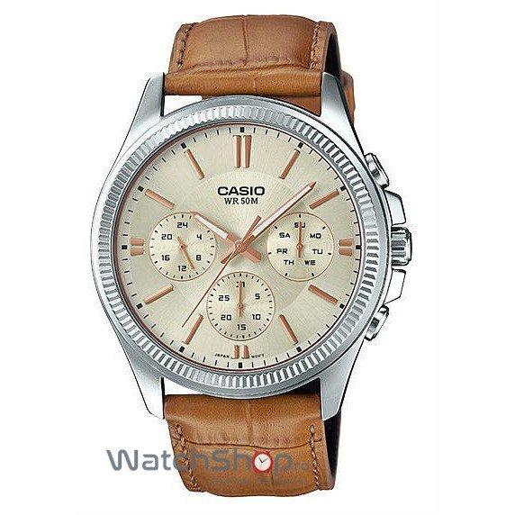 Ceas Casio SPORT MTP-1375L-9AVDF de Mana Original Pentru Barbati