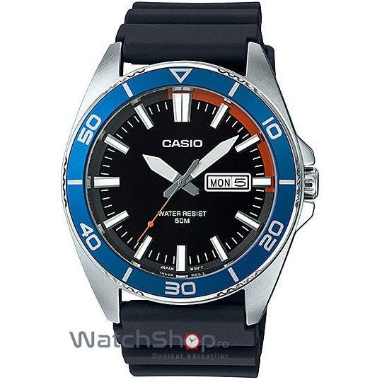 Ceas Casio STANDARD MTD-120-1AVDF de Mana Original Pentru Barbati