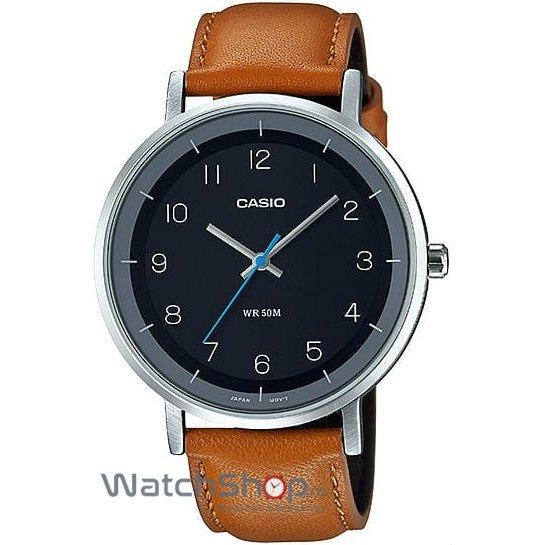 Ceas Casio STANDARD MTP-E139L-1BVDF de Mana Original Pentru Barbati